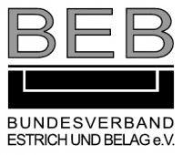 BEB - Bundesverband Estrich und Belag e.V. Logo